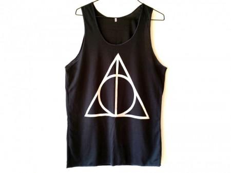 Deathly Hallows singlet