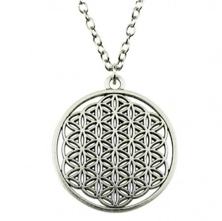 Flower of life - halssmykke
