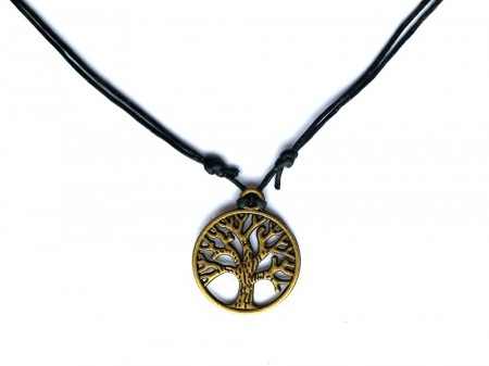 Tree of life halssmykke